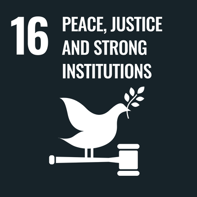 UN Sustainable Development Goal 16